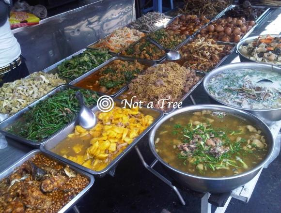 Кхмерская кухня и язык