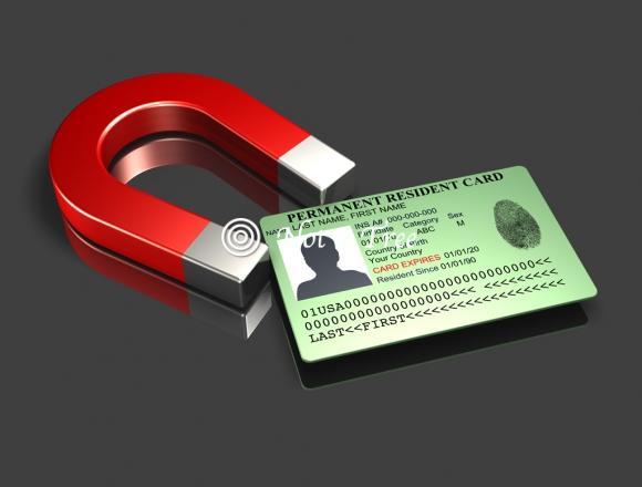 Мошенничество Green Card под прикрытием лотереи