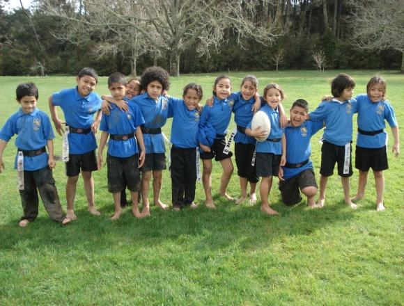 Дети в Новой Зеландии