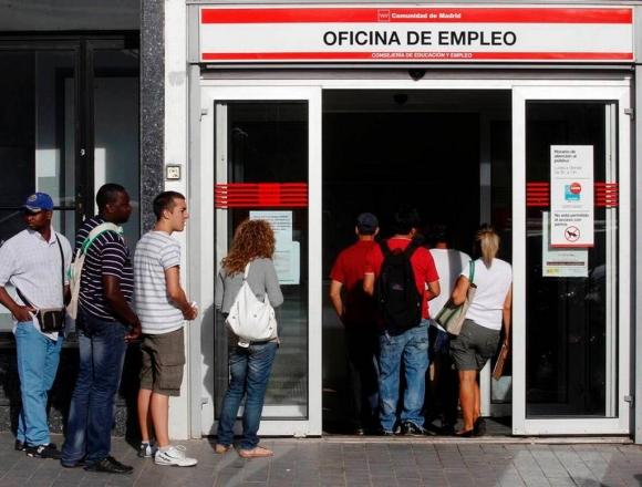 Работа в Испании
