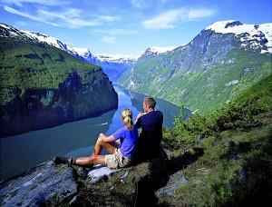 Urlaub in Fjordnorwegen